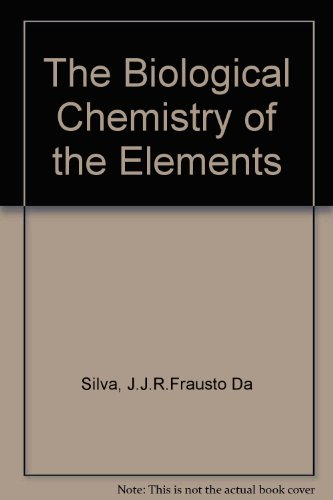 9780198508472: The Biological Chemistry of the Elements