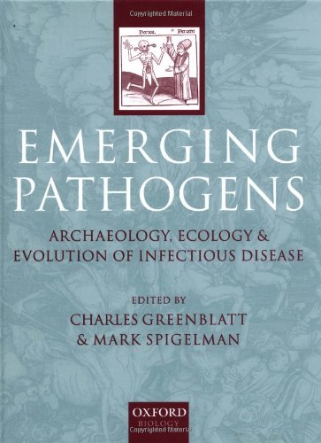 9780198509004: Emerging Pathogens: The Archaeology, Ecology and Evolution of Infectious Disease