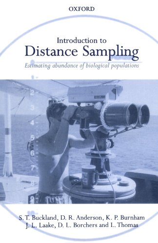 9780198509271: Introduction to Distance Sampling: Estimating Abundance of Biological Populations