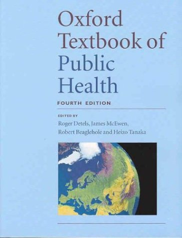 9780198509592: Oxford Textbook of Public Health