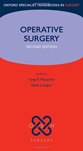 9780198510567: Operative Surgery