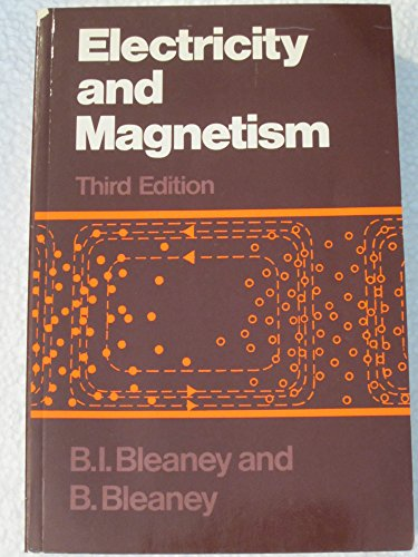 9780198511410: Electricity and Magnetism