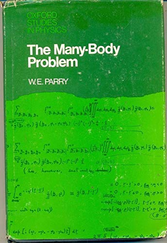 9780198514503: Many-body Problem (Oxford studies in physics)