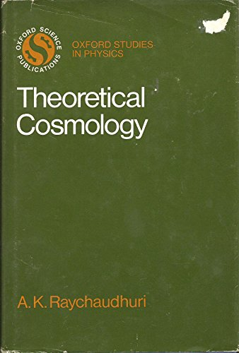 Theoretical Cosmology (Oxford Studies in Physics)