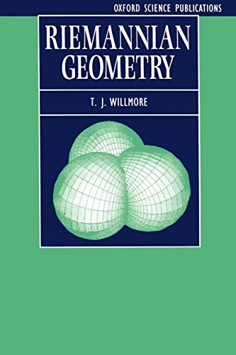 9780198514923: Riemannian Geometry (Oxford Science Publications)