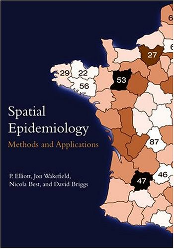 9780198515326: Spatial Epidemiology: Methods and Applications