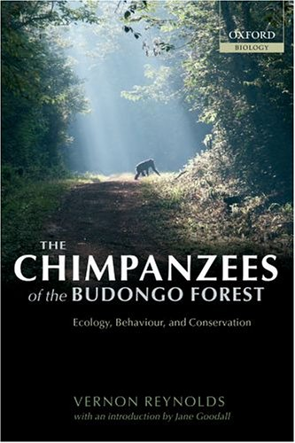 9780198515456: The Chimpanzees of the Budongo Forest: Ecology, Behaviour, and Conservation (Oxford Biology)