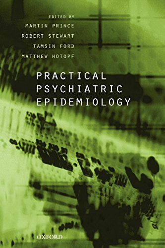 9780198515517: Practical Psychiatric Epidemiology (Oxford Medical Publications)