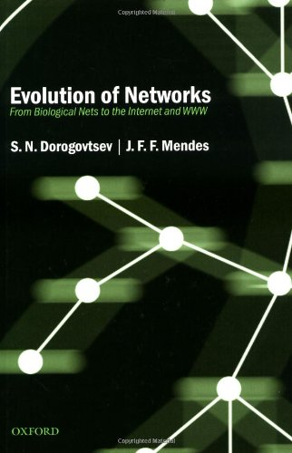9780198515906: Evolution of Networks: From Biological Nets to the Internet and WWW (Physics)
