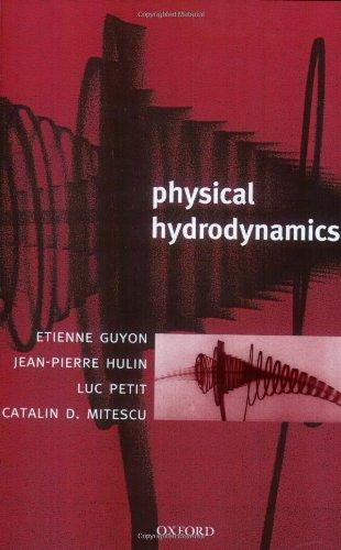 9780198517450: Physical Hydrodynamics
