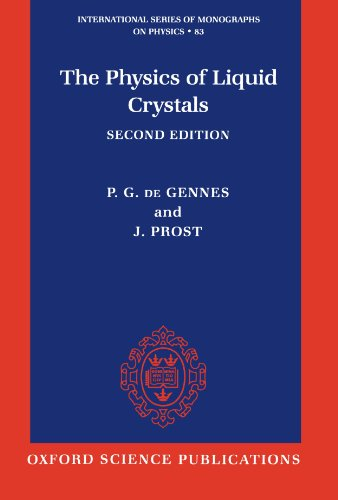 9780198517856: The Physics of Liquid Crystals (International Series of Monographs on Physics)