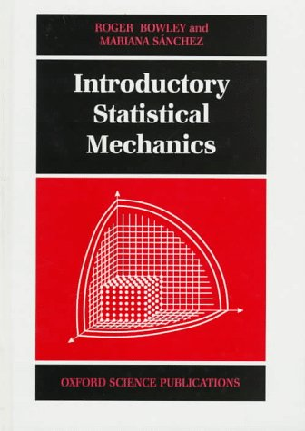 9780198517948: Introductory Statistical Mechanics