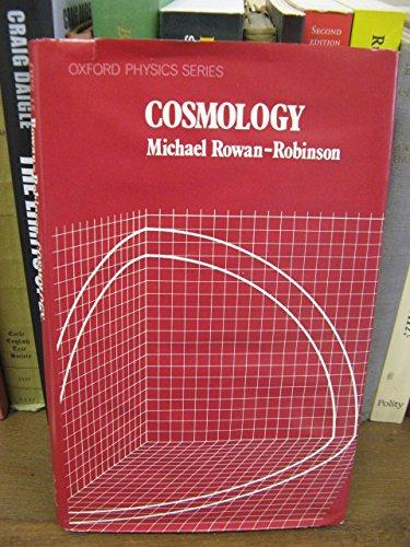 9780198518389: Cosmology (Oxford Physics)