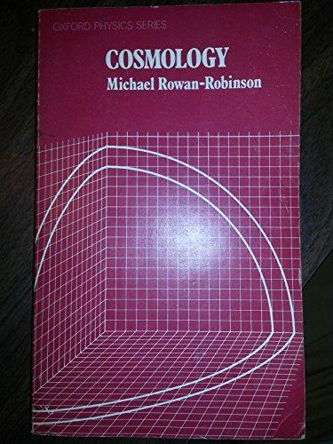 9780198518396: Cosmology (Oxford Physics)