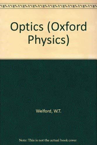 9780198518464: Optics (Oxford Physics)