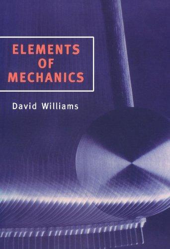 9780198518808: Elements of Mechanics