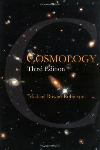 9780198518846: Cosmology (Oxford Physics)