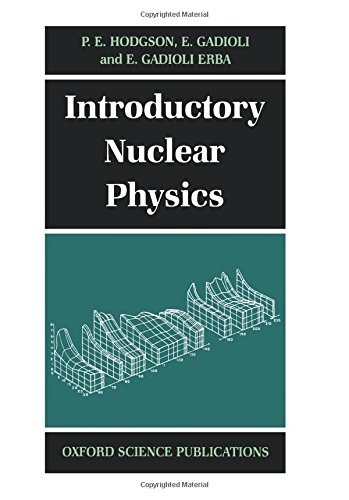 9780198518976: Introductory Nuclear Physics (Oxford Science Publications)
