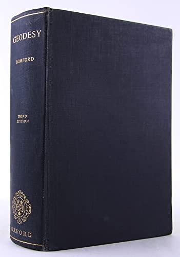 9780198519195: Geodesy