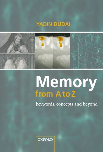 9780198520870: Memory from A to Z: Keywords, Concepts, and Beyond