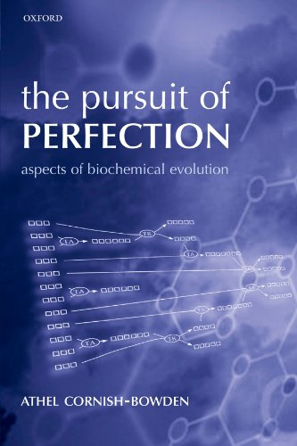 9780198520962: The Pursuit of Perfection: Aspects of Biochemical Evolution