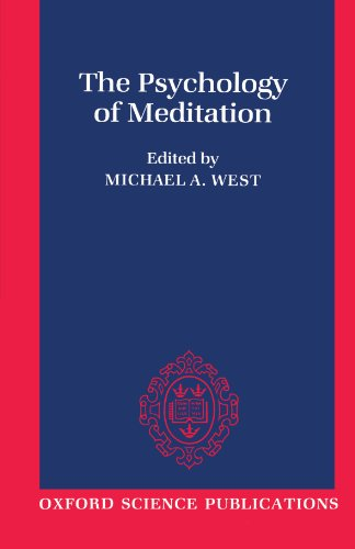 9780198521945: The Psychology of Meditation