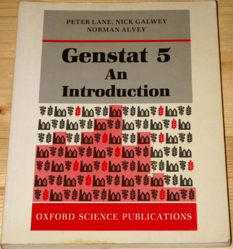 9780198522140: Genstat 5: Introduction