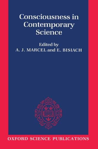 9780198522379: Consciousness in Contemporary Science