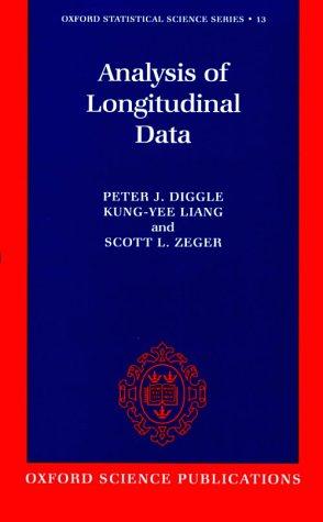 9780198522843: Analysis of Longitudinal Data