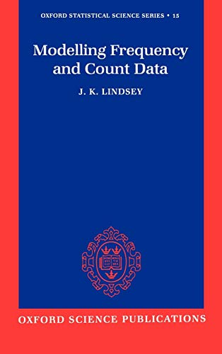 9780198523314: Modelling Frequency and Count Data (Oxford Statistical Science Series)