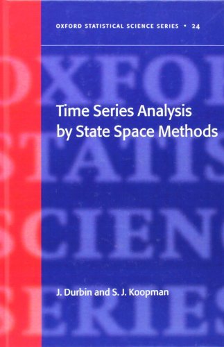 9780198523543: Time Series Analysis by State Space Methods (Oxford Statistical Science Series)