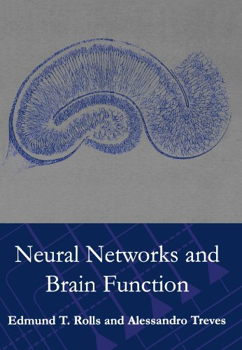 9780198524328: Neural Networks and Brain Function