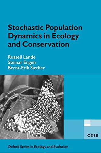 9780198525240: Stochastic Population Dynamics in Ecology and Conservation (Oxford Series in Ecology and Evolution)