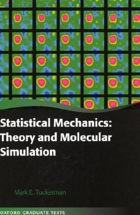 9780198525271: Statistical Mechanics & Molecular Simula