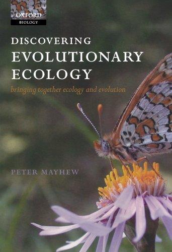 9780198525288: Discovering Evolutionary Ecology: Bringing Together Ecology and Evolution