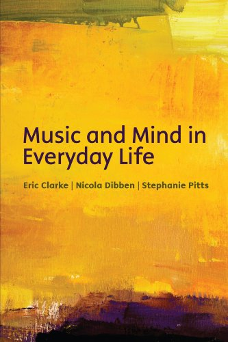 9780198525578: Music and Mind in Everyday Life