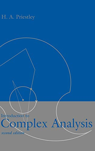 9780198525615: Introduction to Complex Analysis