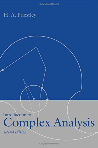 9780198525622: Introduction to Complex Analysis