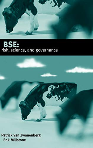 9780198525813: BSE: Risk, Science, and Governance