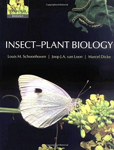 9780198525950: Insect-Plant Biology