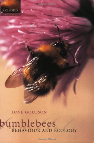 9780198526070: Bumblebees: Ecology and Behaviour (Life Science)
