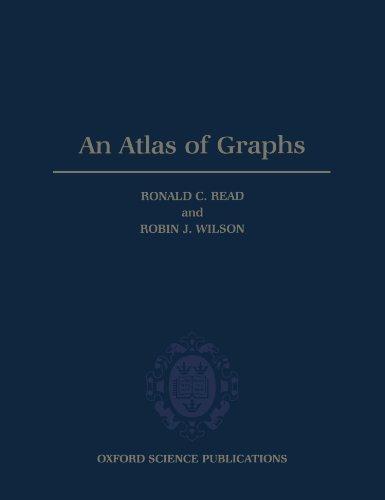 9780198526506: An Atlas of Graphs (Mathematics)