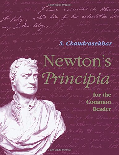 Newton's Principia for the Common Reader (019852675X) by S. Chandrasekhar