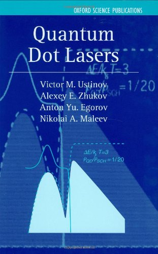 9780198526797: Quantum Dot Lasers (Series on Semiconductor Science and Technology)