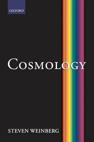 Cosmology - Steven Weinberg