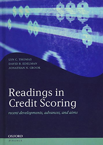 Readings in Credit Scoring: Foundations, Developments, and: Thomas, Lyn C.,