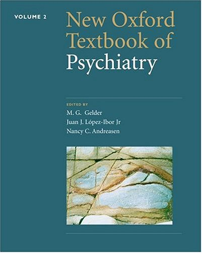 9780198528104: New Oxford Textbook of Psychiatry (2 Volume Set)