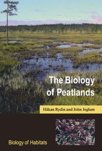 9780198528722: The Biology of Peatlands (Biology of Habitats)