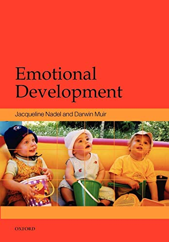 9780198528845: Emotional Development: Recent Research Advances