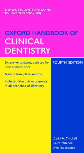 9780198529200: Oxford Handbook of Clinical Dentistry (Oxford Handbooks Series)